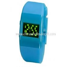 Silicon LED watch images