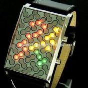 Leather Led watch images