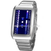 Metal LED watch images