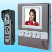3.5 inch colour TFT LCD indoor unit  Video door phone images