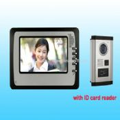 Video door phone with ID Card Reader images