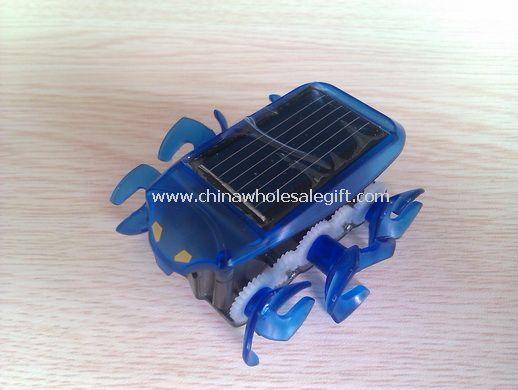 Solar moon mini car