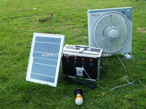 Solar power lighting/solar power generator