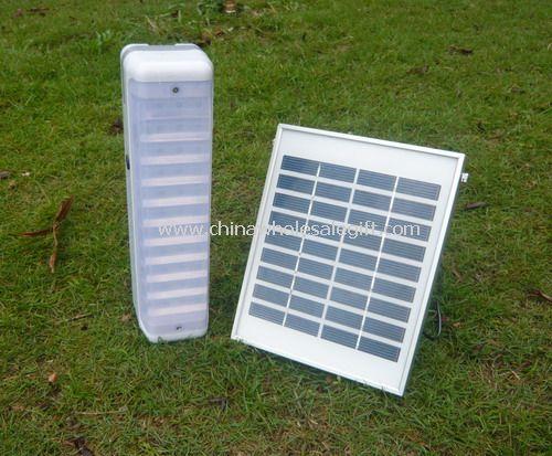 3W Solar power lighting