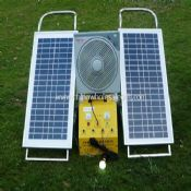 Portable solar power generator images