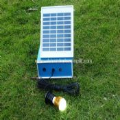 Solar power lighting images
