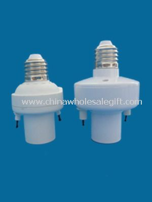 Anion lamp-socket