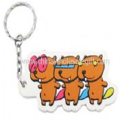 Soft PVC Keychain images
