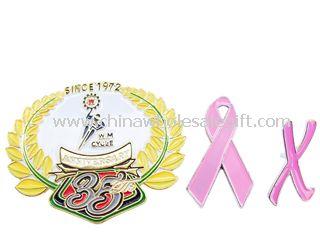 Soft enamel logo Pin