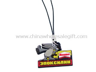 Promotional Soft PVC Mobile Chain
