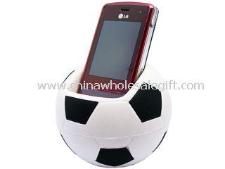 Football shape Mobile Phone Holder