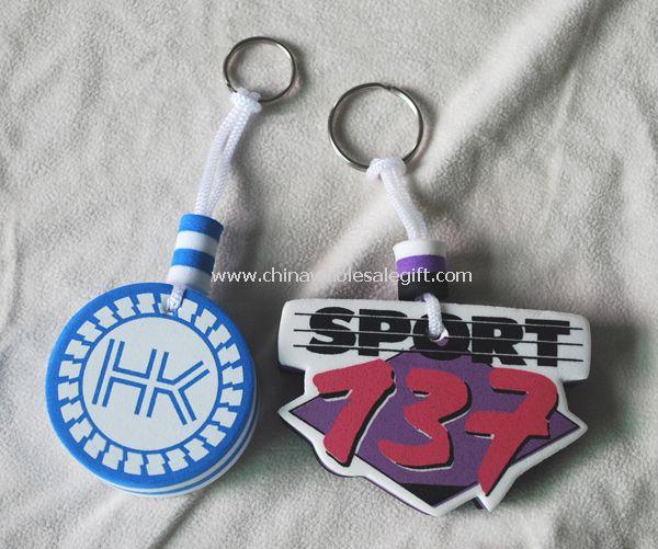EVA key chain