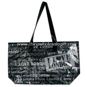 Polyester&PVC Promotional Bag images