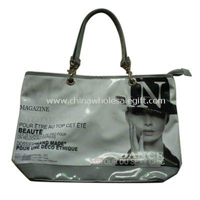 Advertising PVC Shopping bag