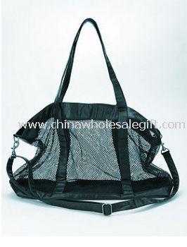 Oversized Mesh Bag