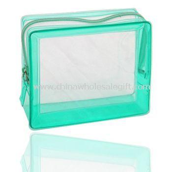 Zipper PVC Bag For Cosmetic