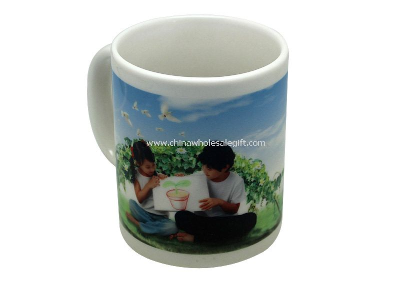 Video cup