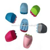 Colorful travel charger in US plug images