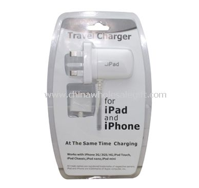 UK plug chagrer for iPhone3/4/S