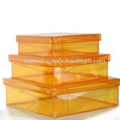 Promotional PVC Grocery Boxes images