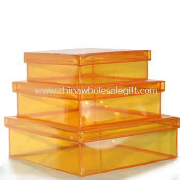 Promotional PVC Grocery Boxes
