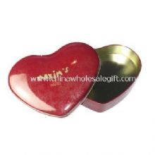 Heart Tin Boxes images