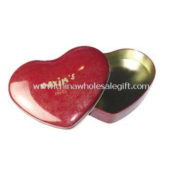 Heart Tin Boxes