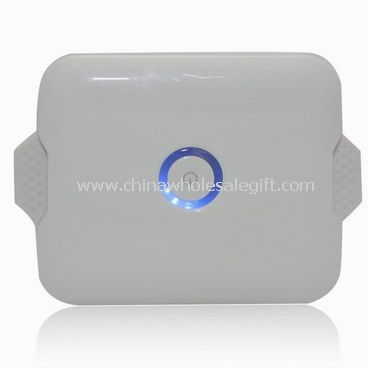 Portable Power bank with cable inside