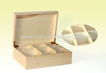Wooden Collection Box