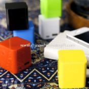 Cube power bank in 2400 mAh images