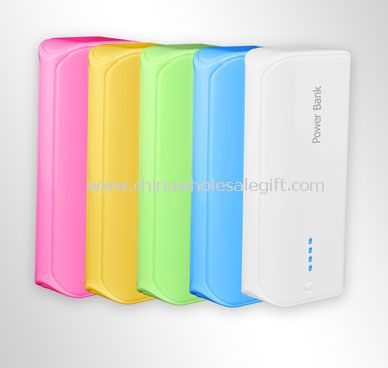 UV/Aluminum alloy coating power bank