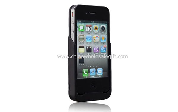 iPhone 4 and iPhone 4 S Protective Case & External Battery