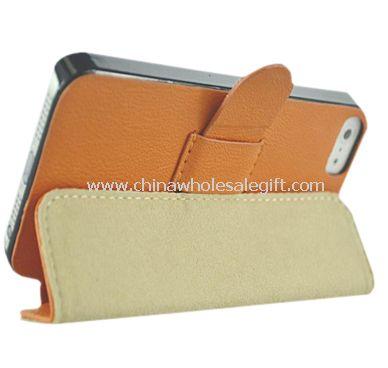 iPhone5 PU PC case