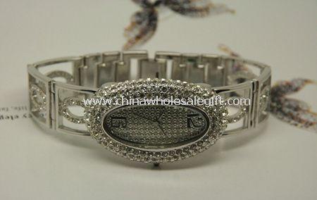 Copper case jewelry watch