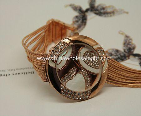 Copper strap Jewelry Watch