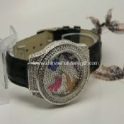 Leather strap Jewelry watch images
