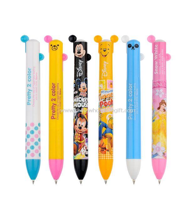 Cartoon Multicolor Pen