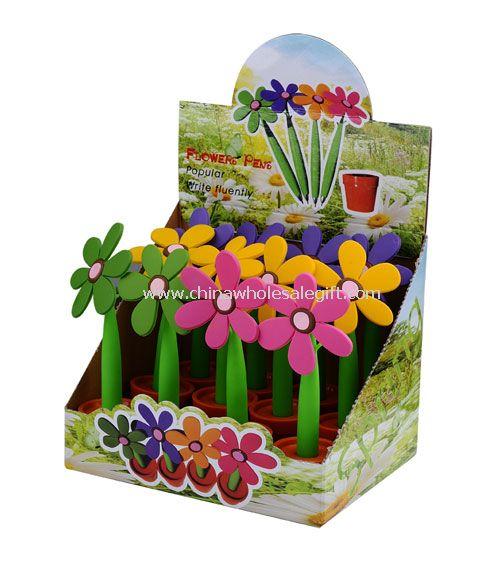 Flower Table Pen