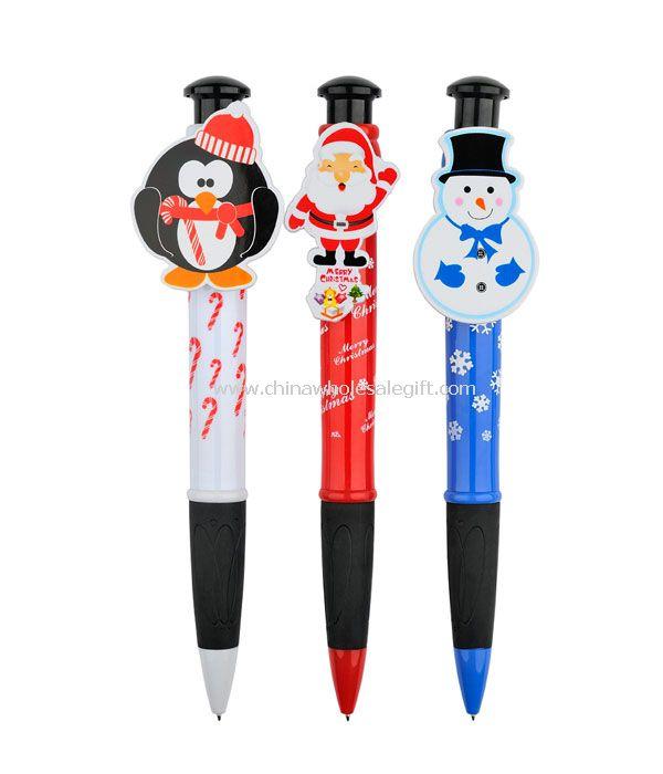 Christmas jumbo pen