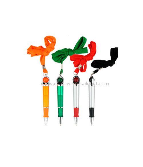 Lanyard ball Hang pen