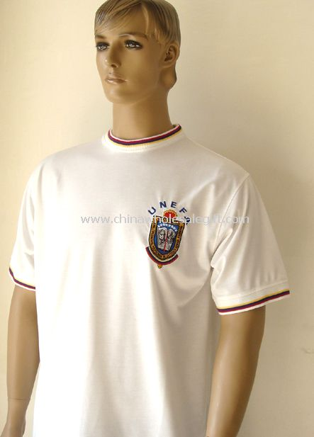 good quality 100% cotton mens embroidery t-shirt
