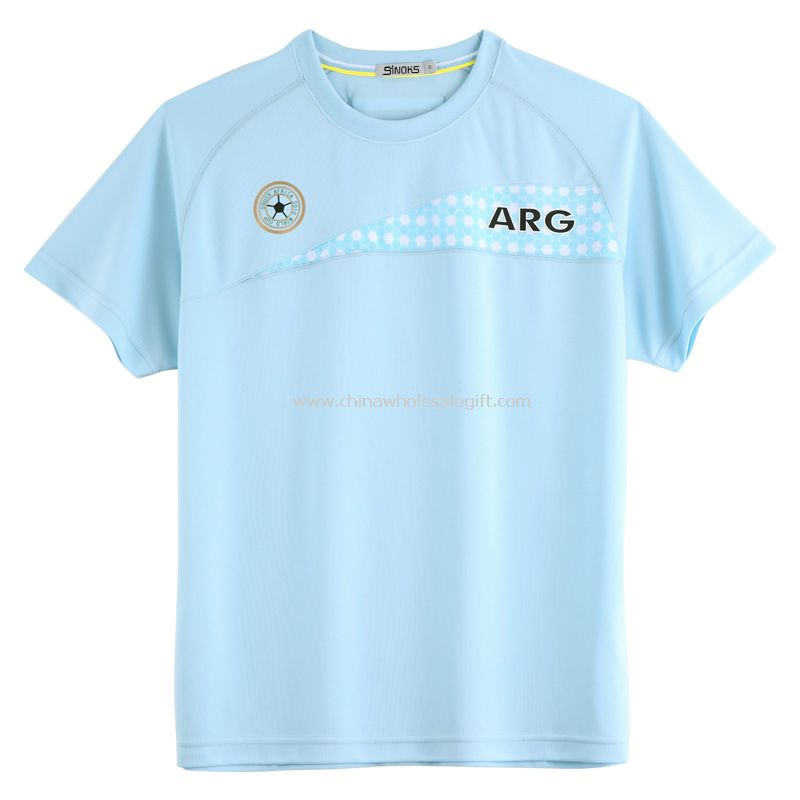 SPORTING TSHIRT WITH HIGH QUALITY