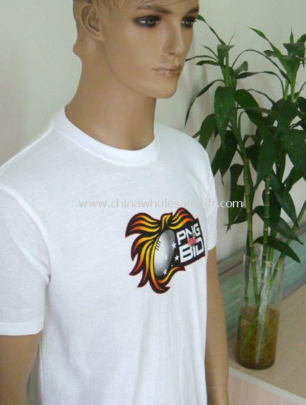 sublimated race t-shirt