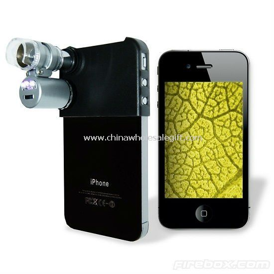 60x Digital microscope for iPhone 4