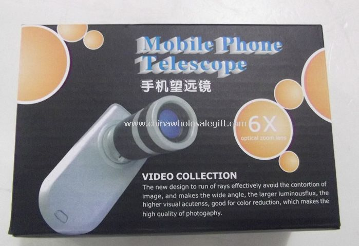 IPhone 4 telescope