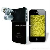 60x Digital microscope for iPhone 4 images