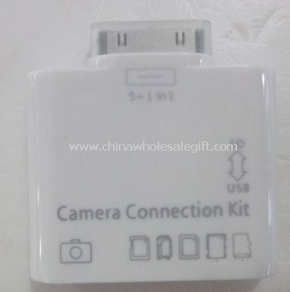 iPad 5 in 1 Camera Connection Kit Card Reader