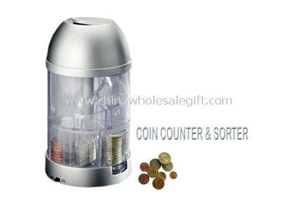 Auto Coin Counter & Sorter