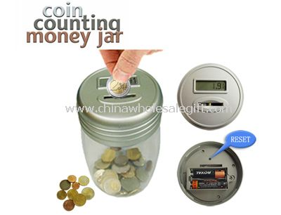 Auto Counting Coin bank