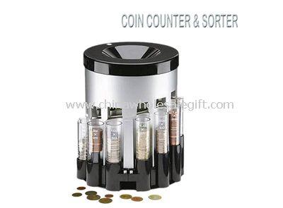 Coin counter& Sorter
